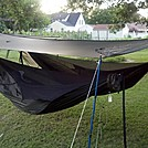 New Hammock set up by iwhitley in Hammock camping