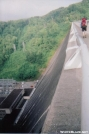 Fontana Dam by fatmatt in Trail & Blazes in North Carolina & Tennessee