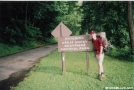 Southern Entrance to GSMNP by fatmatt in Trail & Blazes in North Carolina & Tennessee