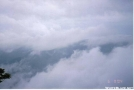 Standing Indian in the Clouds by fatmatt in Views in North Carolina & Tennessee