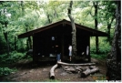 Tray Mountain Shelter by fatmatt in Tray Mountain Shelter