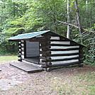 Antietam shelter, 2011-08-01. by dbranson in Maryland & Pennsylvania Shelters