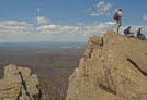 View From Humpback Rocks by Mushroom Mouse in Views in Virginia & West Virginia