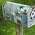Damascus Mailbox by Mushroom Mouse in Trail Days