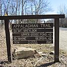 Pittsfield Road Trail Head