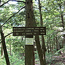 trail sign gp