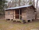 lori at hobbs cabin