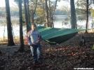 hank and his hammock