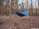 my hammock by neo in Hammock camping