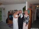 rick and lori wedding day