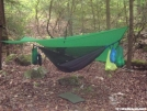 cumberland trail by neo in Hammock camping