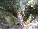 my wife on black mountain