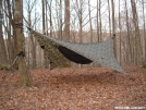 digital camo tarp by neo in Hammock camping