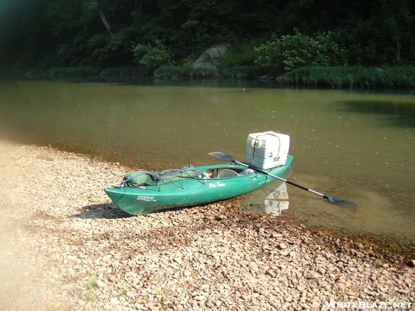 My Favorite Kayak