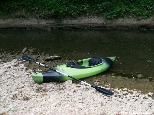 My 3rd Kayak