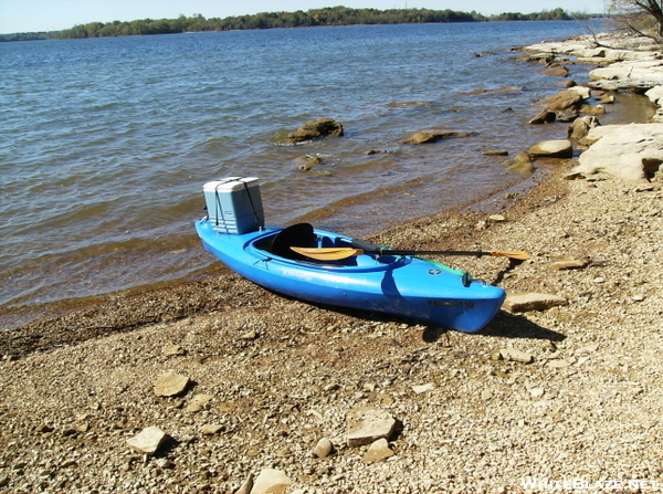 My Prodigy Kayak
