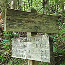Finley Cane, Bote Mnt. and Lead Trails GSMNP by P-Train in Day Hikers