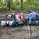 our waaaay too heavy packs by Currahee D in Section Hikers