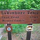 summer hike 2011 by outsideinmi in Other