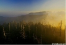 Clingman\'s Dome Sunrise by Stale Cracker in Views in North Carolina & Tennessee