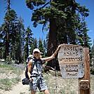 Cali Hiking by LadybugPicnic in Faces of WhiteBlaze members