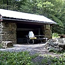 Bearfence Hut by no-name in Virginia & West Virginia Shelters