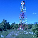 Catfish Lookout Tower by no-name in Trail & Blazes in New Jersey & New York