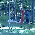 Hike Memorial Day Weekend 2013. Culvers Gap to DWG