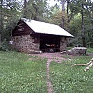 Pass Mountain Hut by no-name in Virginia & West Virginia Shelters