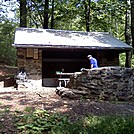 pinefield hut by no-name in Virginia & West Virginia Shelters