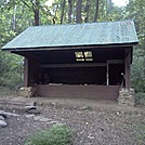 rod hollow shelter by no-name in Virginia & West Virginia Shelters