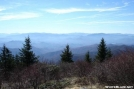 Andrews Bald by silvereagle in Views in North Carolina & Tennessee