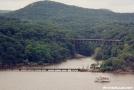 Hudson River Ferryboat by Kerosene in Views in New Jersey & New York