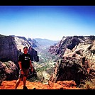 Observation Point - Zion by bwillits in Day Hikers