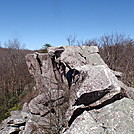 On top of Cat Rocks