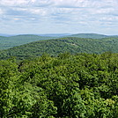 North from the Catfish Fire Tower