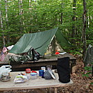 The Hooch by coach lou in Tent camping