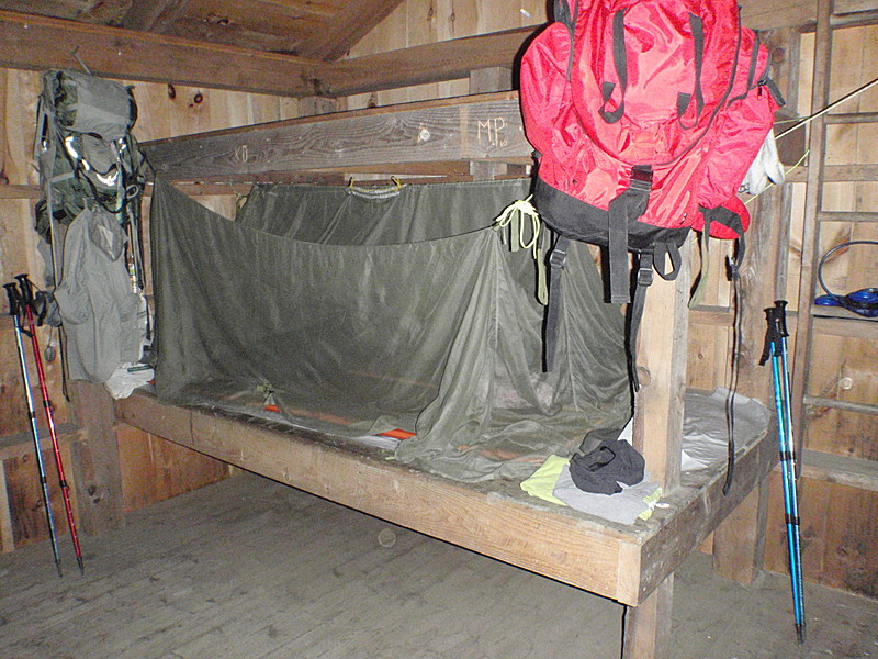 New South Wilcox Shelter