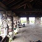 Sunrise Mtn. pavilion