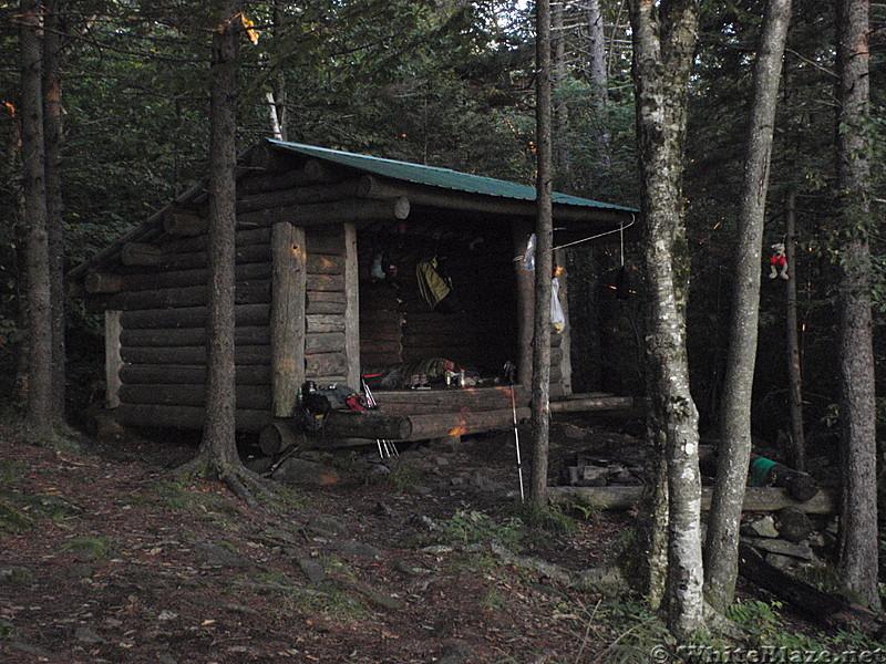 Moose Mtn. Shelter
