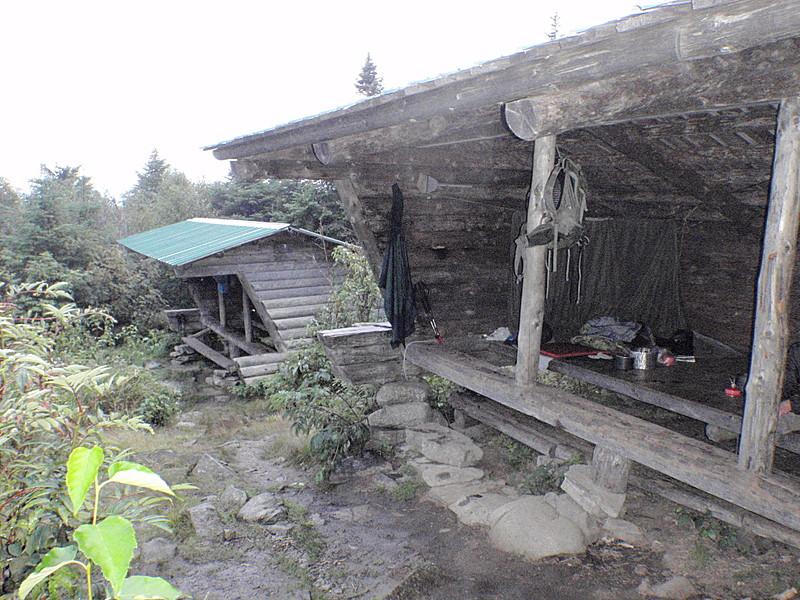 Horn Pond Shelters