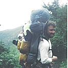 Paul on Mt Adams by coach lou in Trail & Blazes in New Hampshire