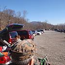 Parking lot to McAfee Knob