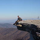 The prerequisite McAfee Knob photo