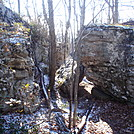 The boulder field on top by coach lou in Views in Virginia & West Virginia