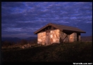 Chestnut Knob Shelter, VA by BlackCloud in Virginia & West Virginia Shelters