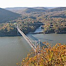 Bear Mtn Bridge by BlackCloud in Trail & Blazes in New Jersey & New York