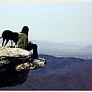 McAfee Knob by misa430 in Trail & Blazes in Virginia & West Virginia