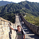 Great Wall of China October 2012 by Miami Joe in Other Trails