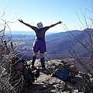 Ocelot on Hanging Rock by Traverse in Faces of WhiteBlaze members